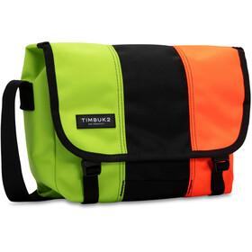 Timbuk2 Classic Tas XS, groen/oranje